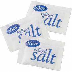 NEW N'Joy Iodized Salt...