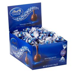 Lindt LINDOR Dark Chocolate...